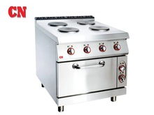 CN Electric Hot Plate With Oven