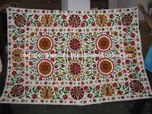 Pedido ~ nuestra Gorgeous colección de antiguo uzbekistán Suzani Embriodery indio del hogar decorativo lanza ~ At altamente los precios con descuento