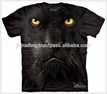 High quality animal printed t-shirt