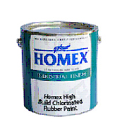 Homex Chlorinated Rubber Road Marking Paint