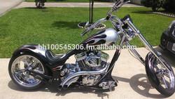 Custom Built Motorcycles: Chopper Exotica Vision 240