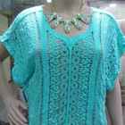 2014 fashional milk fiber ladies lace fabric garment