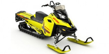 2015 Ski-Doo Summit X with T3 Package 800R E-TEC