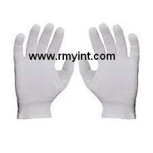 pakistani RMY 077 super quality cotton gloves