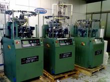 Seamless Santoni TOP1 machines