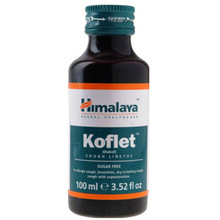 Himalaya Koflet syrup~ Pure Herbal ~ Pay
