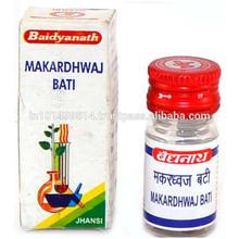 Baidyanath Makardhwaj Bati pills~ Pure Herbal ~ Pay