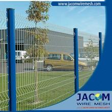 Welded Wire Mesh Fence Panel, diameter 4.00mm 2.40x2.50M, gardens JACOM GROUP