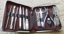 Manicure and Beauty Kit Briefcase