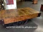 Custom Wood table Canada furniture