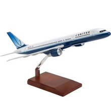 HOT Sale Daron Worldwide Trading United Airlines Boeing 757-200 Model Airplane