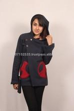SHWDR336 polar fleece coat price $8.5