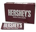 Hersheys Chocolate Chocolate con leche 36pk 1.55 oz