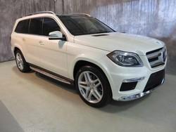2014 Mercedes-Benz GL550 4MATIC Full Option V8