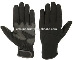 High Quality New Design Men Motorbike Gloves