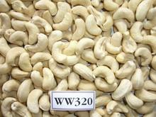 Very good quality Burkina Faso cashew nut kernel ww320