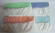 Women Dots Printed Fashion Zipper Cosmetic Pouch
