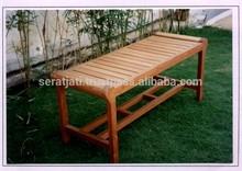 FSC Teak Garden Bench