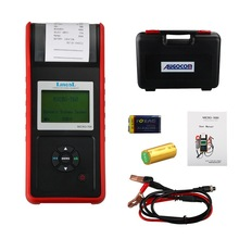Battery Tester Conductance Tester for Automobile Factory/Car Repair Workshop/Car Battery Manufacturer AUGOCOM MICRO-768