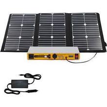 Solar Power Pack Plus 60 Generator/ Solar Panel Set