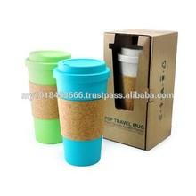 DRI1411 Eco Mug With Cork Sleeve