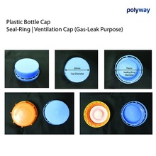 Plastic Bottle Cap | Ventilation Cap [Gas-Leak Purpose]