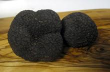 Fresh Black and White Italian Truffles