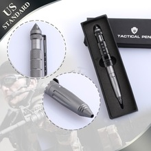 Aircraft Aluminum Tactical defense pen ,Tactical pen ,amy pen emergency tool