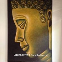 Big Buddha painting Acrylic