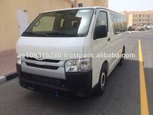 Toyota Hiace 2.5L STD ROOF DIESEL - 2014