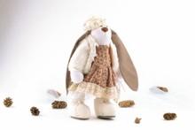 "Handmade textile toy ""Pastel Inspiration"""