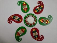 Acrylic Designer Rangoli 230 Home Decor Festive Marriage Decoration Return Gift Hand made Handicraft Online Shopping India