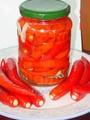 консервированный красный перец чили
