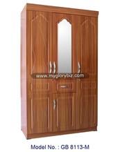Wooden wardrobe furniture for home furniture