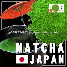 High quality japanese matcha green tea bag , custom orders available