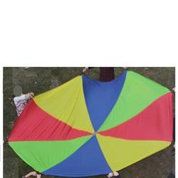 "Dazzling Toys Playchute Parachute 118"" (D137/2)"