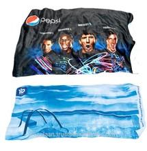 Super 300 DPI printed BEACH TOWELS with velour / velvet finish