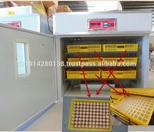 528 eggs Incubator machine with new tray