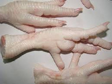 brazilian frozen chicken feet available