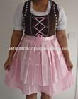 (Supper Deal) GERMAN DRINDL DRESS OKTOBERFEST LADIES SIZE 24 PARTY BA / Trachten Dirndl Dress / Traditional Bavarian long Dirndl