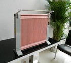 220V CE RoHS electric room heaters infrared heater with LED display