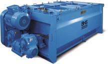 Twin-shaft continuous mixer (LFK)