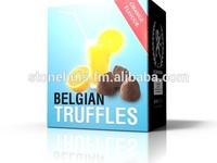 Belgian Orange Truffles - Country Distributors Wanted