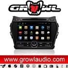 GROWL Android Car DVD GPS Navigation Head Unit for Hyundai Santa Fe 2013-2014