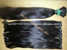 Raw unprocessed hair weft Brazillian virgin hair weaving