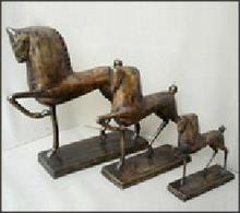 Cooper Horse Set