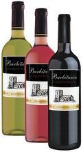 Barbitania red, white and rose wine
