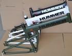 "26""x18.5"" inch aluminium hummer folding mountain bicycle frame"