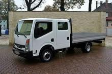 Nissan Cabstar Double Cab Truck (Left Hand) - Internal stock No.: 11276