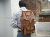 Handmade Leather Travel Bags and Luggage Handmade